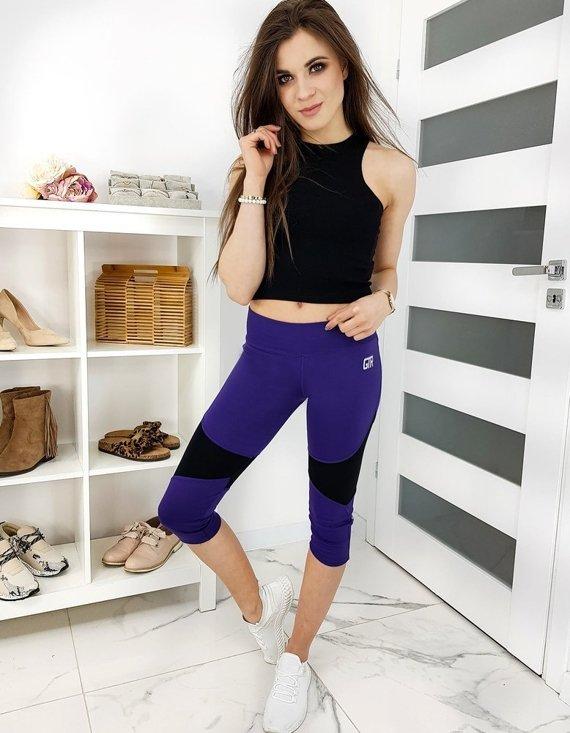modne legginsy damskie